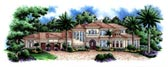 Plan Number 60472 - 5604 Square Feet