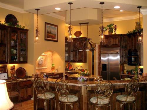 Florida Mediterranean House Plan 60490