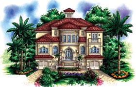 House Plan 60492