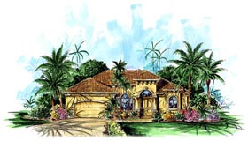 Plan Number 60503 - 2259 Square Feet