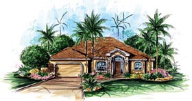 House Plan 60513
