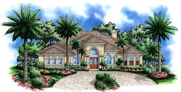 House Plan 60523