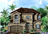 Plan Number 60530 - 2622 Square Feet