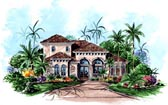 Plan Number 60531 - 2931 Square Feet