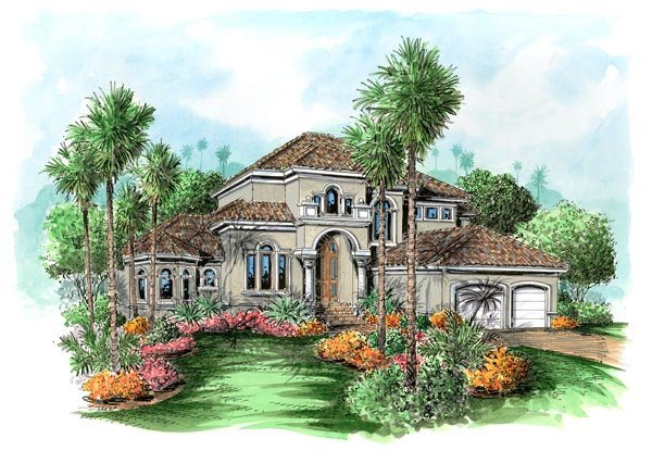 House Plan 60532