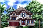 Plan Number 60539 - 3167 Square Feet