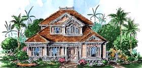 House Plan 60540
