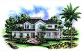 Plan Number 60544 - 3522 Square Feet