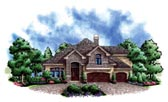 Plan Number 60550 - 4251 Square Feet