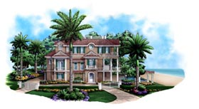 House Plan 60558