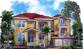 House Plan 60561