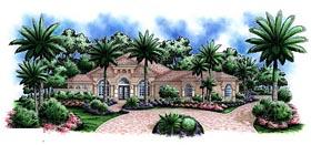 House Plan 60574
