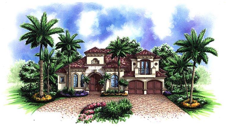 House Plan 60578