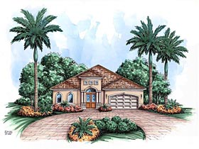 Plan Number 60591 - 2400 Square Feet
