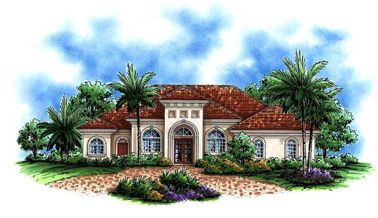 House Plan 60593