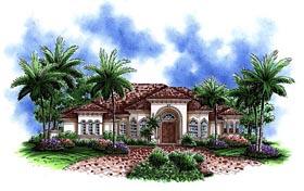 House Plan 60594