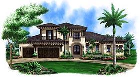 Coastal House Plan 60597 Elevation