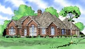 Plan Number 60602 - 2228 Square Feet