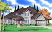 Plan Number 60608 - 2270 Square Feet