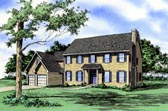 Plan Number 60616 - 2965 Square Feet