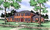 Plan Number 60623 - 3057 Square Feet