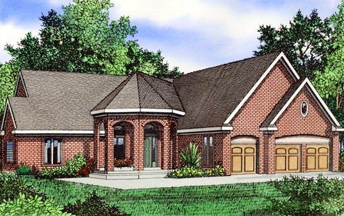 House Plan 60628