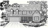 Plan Number 60629 - 2142 Square Feet