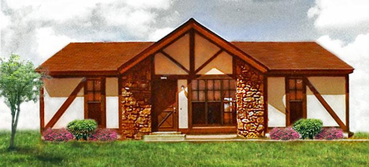 House Plan 60630