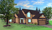 Plan Number 60637 - 2257 Square Feet