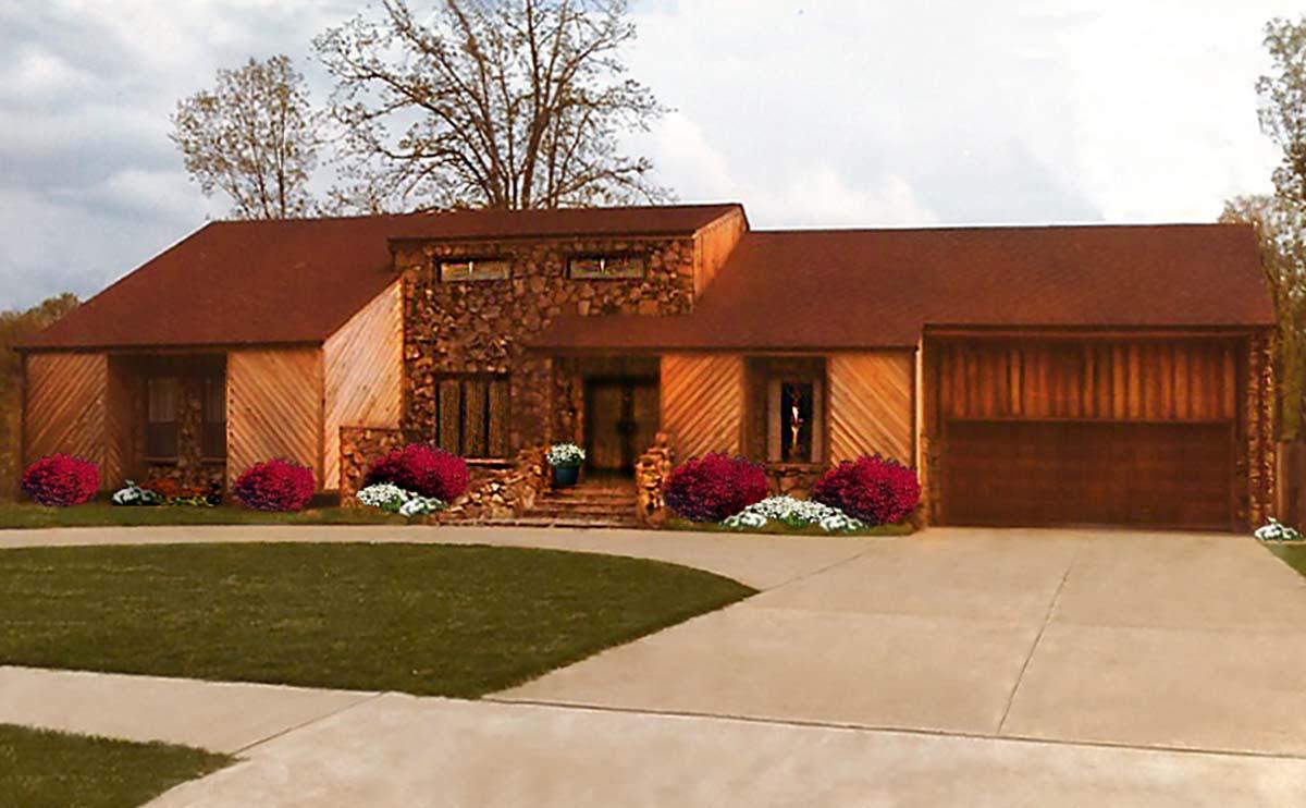 House Plan 60663