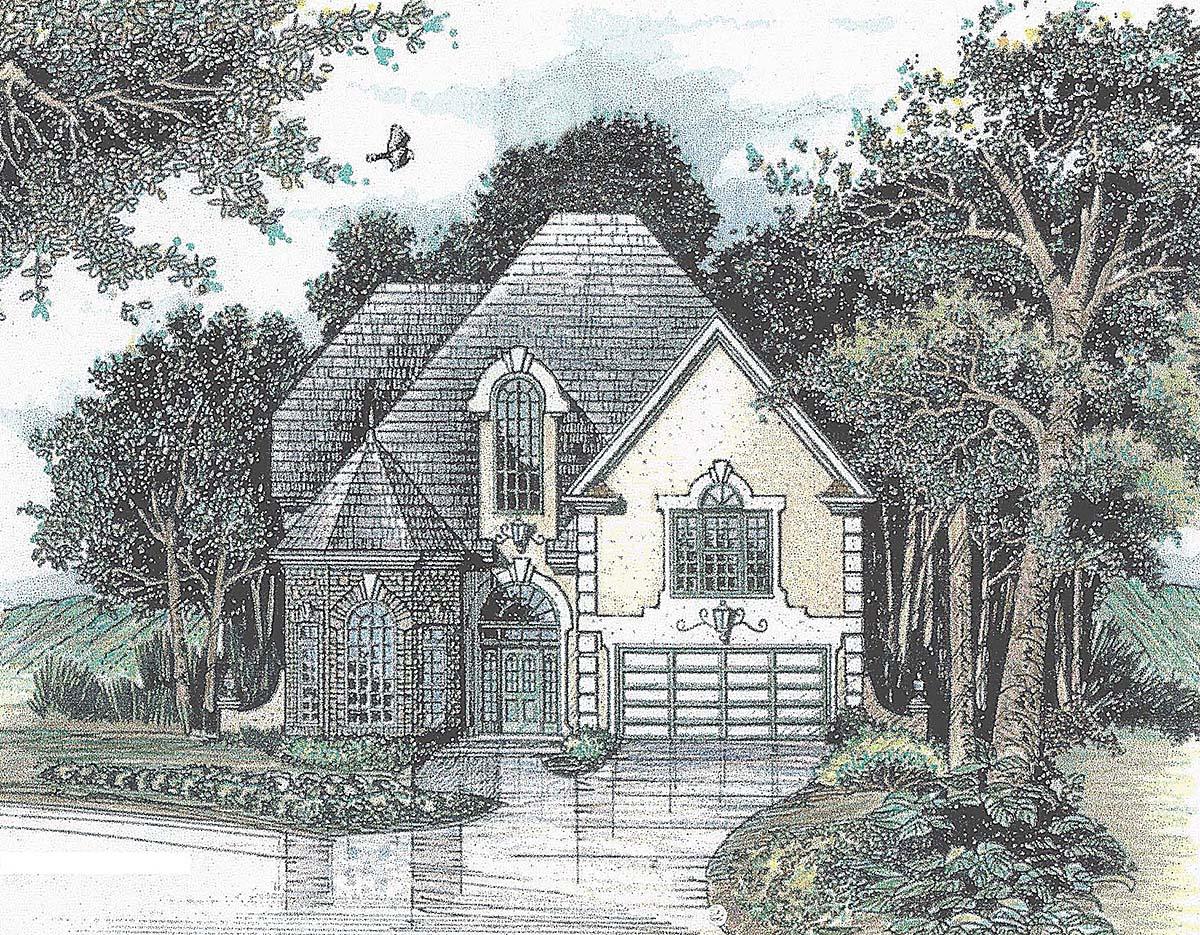 House Plan 60670