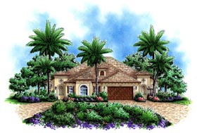 Plan Number 60702 - 3570 Square Feet