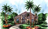 Plan Number 60761 - 2692 Square Feet