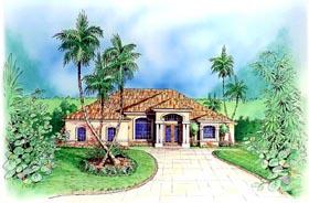 House Plan 60774