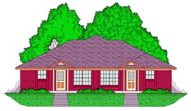 Multi-Family Plan 60816