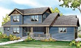 Plan Number 60902 - 1948 Square Feet