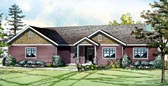 Plan Number 60903 - 1639 Square Feet
