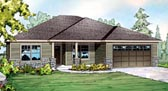 Plan Number 60904 - 1864 Square Feet