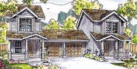 Multi-Family Plan 60908