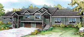 Multi-Family Plan 60909