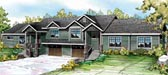 Plan Number 60909 - 2941 Square Feet