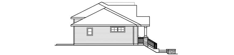 Bungalow, Contemporary, Cottage, Country, Craftsman Multi-Family Plan 60910 with 6 Beds, 6 Baths, 2 Car Garage Picture 1