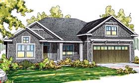 House Plan 60912