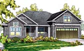 Plan Number 60912 - 2286 Square Feet