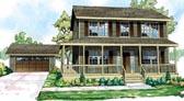 House Plan 60913