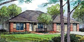 House Plan 60915