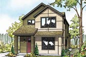 Plan Number 60928 - 1688 Square Feet