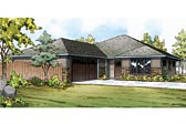 Plan Number 60929 - 2091 Square Feet