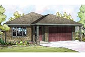 Plan Number 60930 - 1737 Square Feet