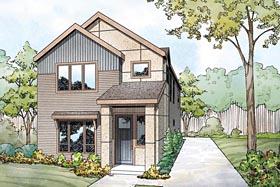 Florida Southwest House Plan 60932 Elevation